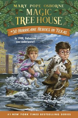 Random House Books for Young Readers: Hurricane Heroes in Texas, Mary Pope Osborne