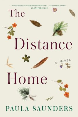 Random House: The Distance Home, Paula Saunders