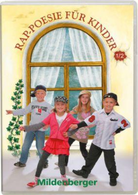 Rap-Poesie für Kinder 1./2. Schuljahr, 1 Audio-CD, Dieter Rehm, Kurt Schlegel