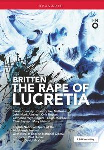 Rape Of Lucretia, Daniel, Ainsley, Boylan, Bayley