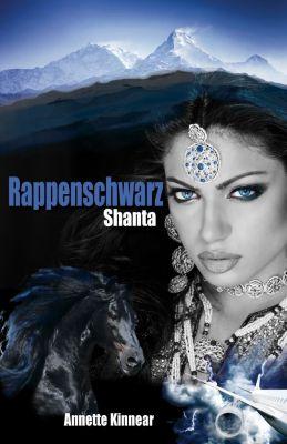 Rappenschwarz 03 Shanta, Annette Kinnear