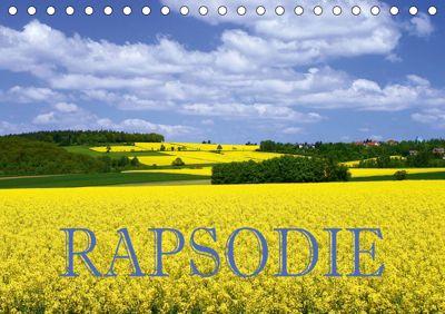 Rapsodie (Tischkalender 2019 DIN A5 quer), Hans Pfleger