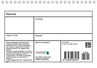 Rapsodie (Tischkalender 2019 DIN A5 quer) - Produktdetailbild 13