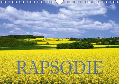 Rapsodie (Wandkalender 2019 DIN A4 quer), Hans Pfleger