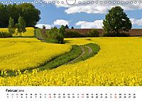 Rapsodie (Wandkalender 2019 DIN A4 quer) - Produktdetailbild 2