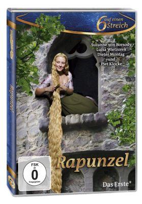Rapunzel, Brüder Grimm