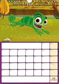 Rapunzel: Die Serie (Wandkalender 2018 DIN A4 hoch) - Produktdetailbild 9