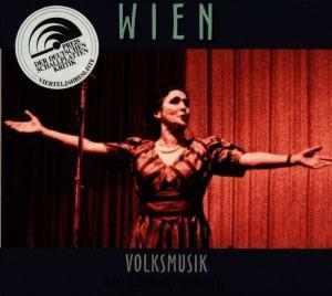 Rare Schellacks: Wien (Volksmusik 1906-1937), Diverse Interpreten