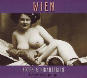 Rare Schellacks-Wien-Zoten & P, Diverse Interpreten