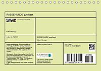 RASSEHUNDE querbeet (Tischkalender 2019 DIN A5 quer) - Produktdetailbild 13