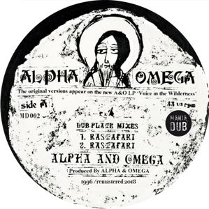 Rastafari/Words Of Thy Mouth (Remastered 10'') (Vinyl), Alpha & Omega