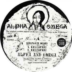 Rastafari/Words Of Thy Mouth (Remastered 10'') (Vinyl), Alpha & Omega