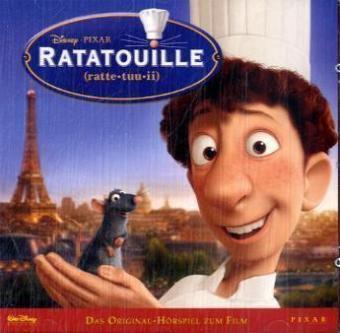 Ratatouille, 1 Audio-CD, Diverse Interpreten