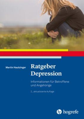 Ratgeber Depression, Martin Hautzinger