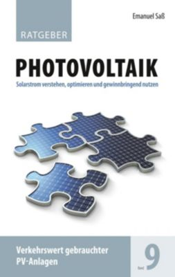 Ratgeber Photovoltaik Band 9, Emanuel Sass