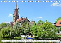 Rathenow - Grüne Stadt an der Havel (Tischkalender 2019 DIN A5 quer) - Produktdetailbild 4