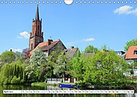 Rathenow - Grüne Stadt an der Havel (Wandkalender 2019 DIN A4 quer) - Produktdetailbild 4