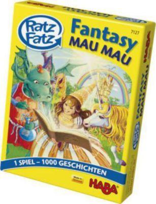 Ratz Fatz Fantasy-Mau Mau (Kinderpiel)