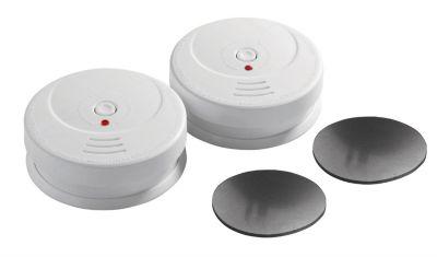 rauchmelder set mit magnethalter bestellen. Black Bedroom Furniture Sets. Home Design Ideas