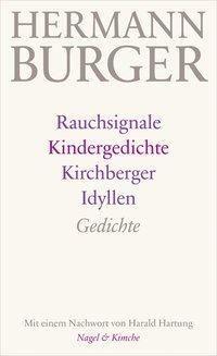 Rauchsignale - Hermann Burger |