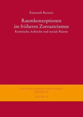 Raumkonzeptionen im früheren Zoroastrismus, Kianoosh Rezania
