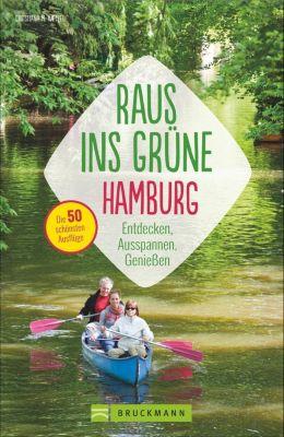 Raus ins Grüne Hamburg, Christiana M. Wetzel