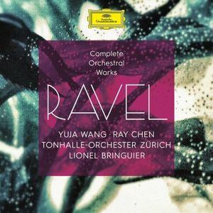 Ravel: Shéhérazade, ouverture de féerie, M. 17, Tzigane, rapsodie de concert, M. 76, Le tombeau de Couperin, M. 68a, Bol, Maurice Ravel