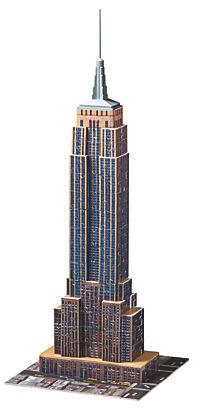 Ravensburger 3D Puzzle Empire State Building, 216 Teile - Produktdetailbild 4