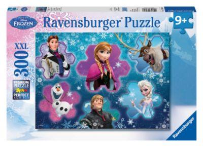 Ravensburger Disney Frozen Puzzle Die Eiskönigin, 300 Teile