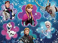 """Ravensburger Disney Frozen Puzzle """"Die Eiskönigin"""", 300 Teile - Produktdetailbild 1"""