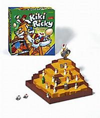"Ravensburger ""Kiki Ricky"", Aktionsspiel - Produktdetailbild 1"