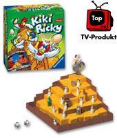 Ravensburger Kiki Ricky, Aktionsspiel
