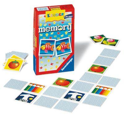 Ravensburger Kinder memory, Memo-Spiel
