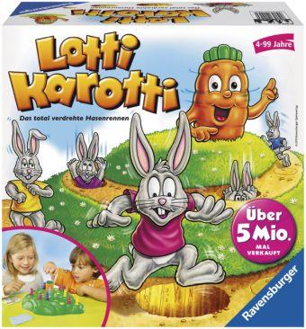 Ravensburger Lotti Karotti, Aktionsspiel