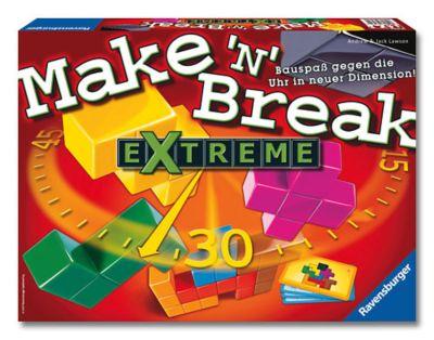Ravensburger Make'n Break - Extreme, Geschicklichkeitsspiel