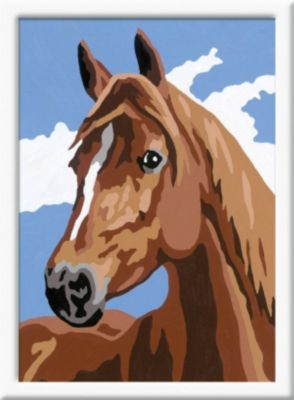 Ravensburger - Malen nach Zahlen Stolzes Pferd