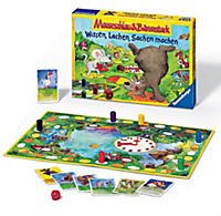 """Ravensburger """"Mauseschlau & Bärenstark: Wissen. Lachen, Sachen machen"""" - Produktdetailbild 2"""