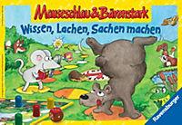 """Ravensburger """"Mauseschlau & Bärenstark: Wissen. Lachen, Sachen machen"""" - Produktdetailbild 1"""