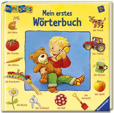 Ravensburger ministeps - Mein erstes Wörterbuch, Katja Senner