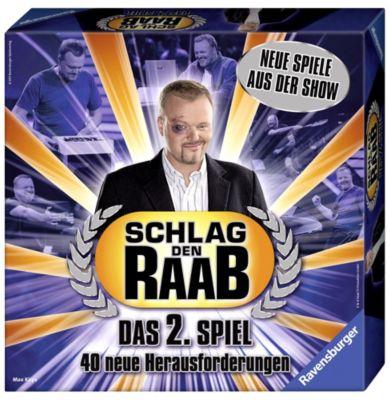 Ravensburger Schlag den Raab - Das 2. Spiel, Erwachsenenspiel