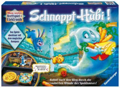 Ravensburger Schnappt Hubi, elektronisches Kinderspiel