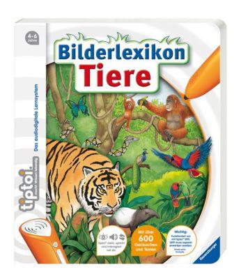 Ravensburger tiptoi® - Bilderlexikon Tiere, Susanne Gernhäuser