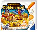 """Ravensburger tiptoi® - """"Das Geheimnis der Zahleninsel"""", Lernspiel"""