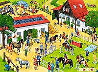 "Ravensburger tiptoi® - ""Der Ponyhof"", Kinderpuzzle, 100 Teile - Produktdetailbild 2"