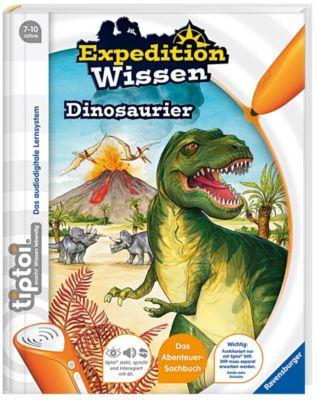 Ravensburger tiptoi ® - Expedition Wissen (Ausführung: Dinosaurier), Thilo
