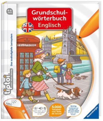 Ravensburger tiptoi® - Grundschulwörterbuch Englisch, Kirstin Jebautzke