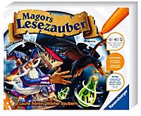 """Ravensburger tiptoi® - """"Magors Lesezauber"""", Lernspiel - Produktdetailbild 1"""