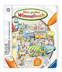 Ravensburger tiptoi® - Mein großes Wimmelbuch - Produktdetailbild 1