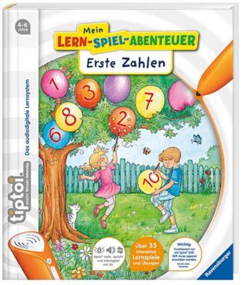 Ravensburger tiptoi® - Mein Lern-Spiel-Abenteuer (Thema: Erste Zahlen), Eva Odersky