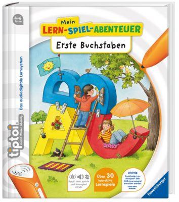 Ravensburger tiptoi® - Mein Lern-Spiel-Abenteuer (Thema: Erste Buchstaben) - Eva Odersky pdf epub